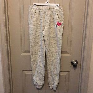 NWOT Crazy 8 Sweatpants in a Girl's Sz. 10-12